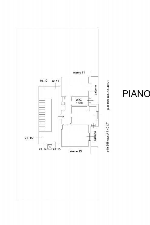 PIANO 1°