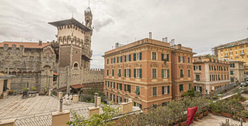Castelletto – Via C. Cabella